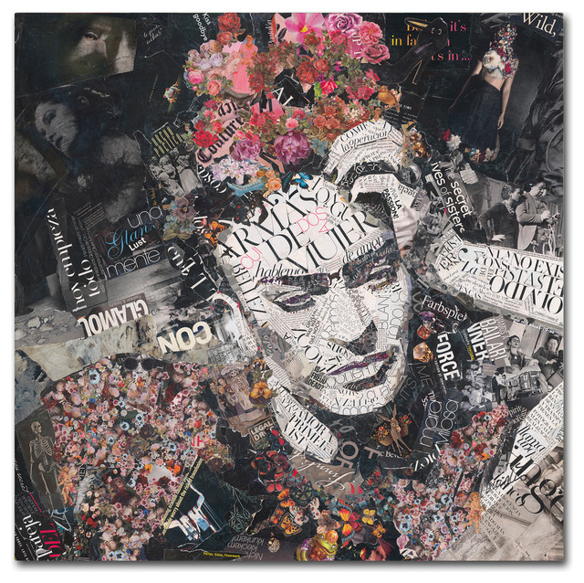 &x27;armas De Mujer&x27; Canvas Art By Ines Kouidis.
