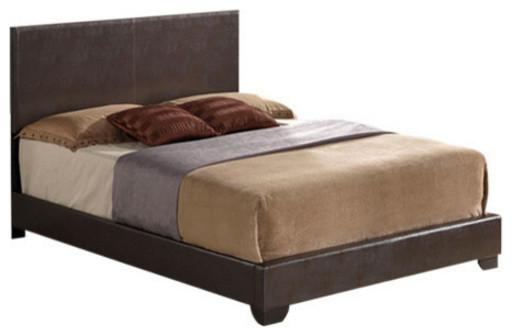 Ireland Bed, Brown, Full.