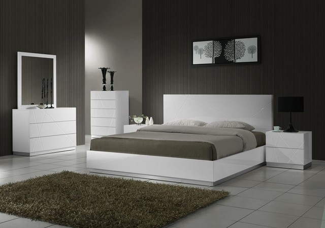 Modern Wood Bedroom Furniture modern luxury furniture. zamp.co