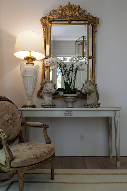 My Houzz: Stately Southern Charm in a Federalist-Style Home