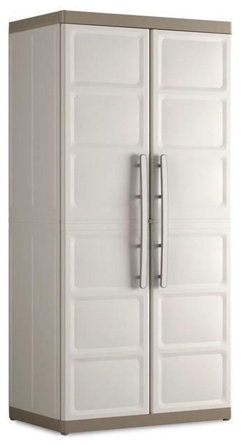 Excellence Xl Storage Cabinet, Beige.