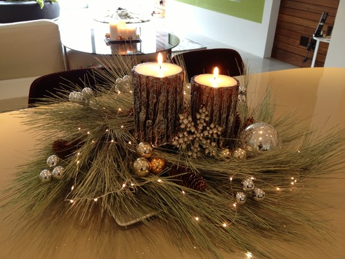 Christmas Staging