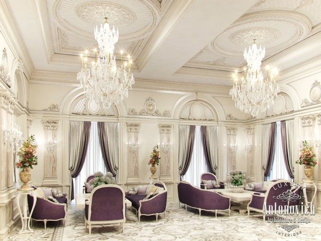 Restaurant interior design Dubai from Antonovich Design