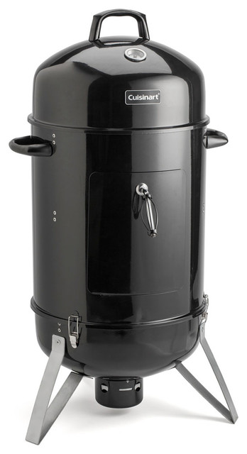 16 Vertical Charcoal Smoker.