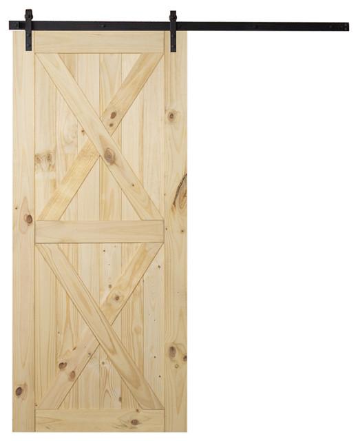 Modern Diy Sliding Barn Door 36 X84