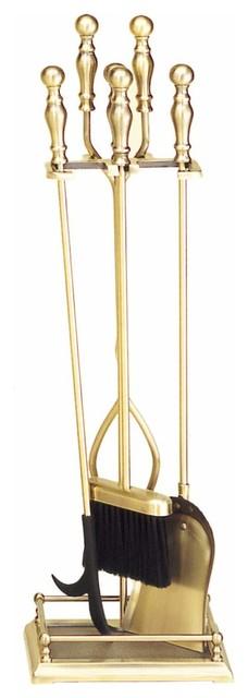 Minuteman X820946 4, Tool Fireset, Antique Brass Plated
