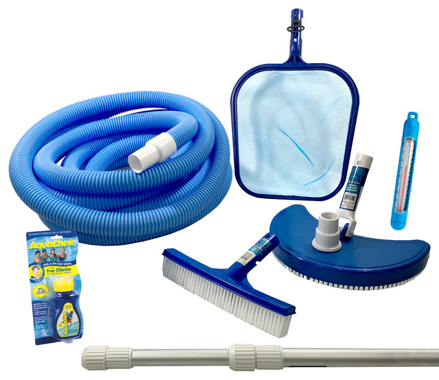 Standard Maintenance Kit For Above Ground Pools.