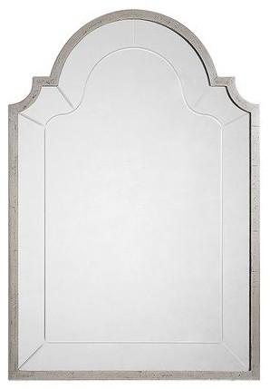 Ren-Wil Atley Wall Decorative Mirror Framed Vertical Medium.