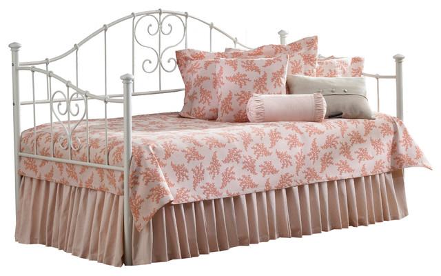 Lucille daybed twin mattress amazon baxton studio lucille modern