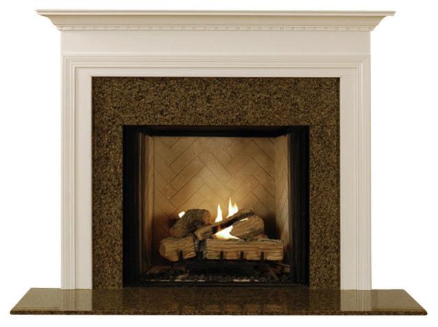 Westin Fireplace Mantel Modern Fireplace Mantels By Mantelcraft