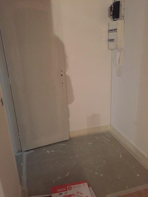 Couleur entree et couloir - Stickers pour entree couloir ...