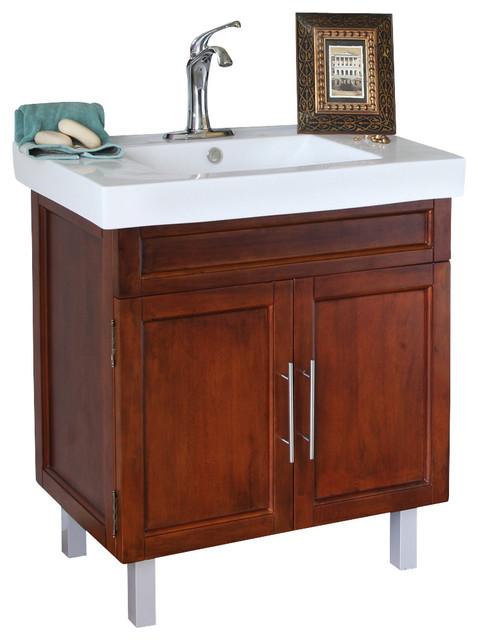 Bellaterra Bellaterra 31 5 Quot Single Sink Bathroom Vanity