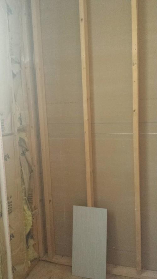 3x4 Shower Stall