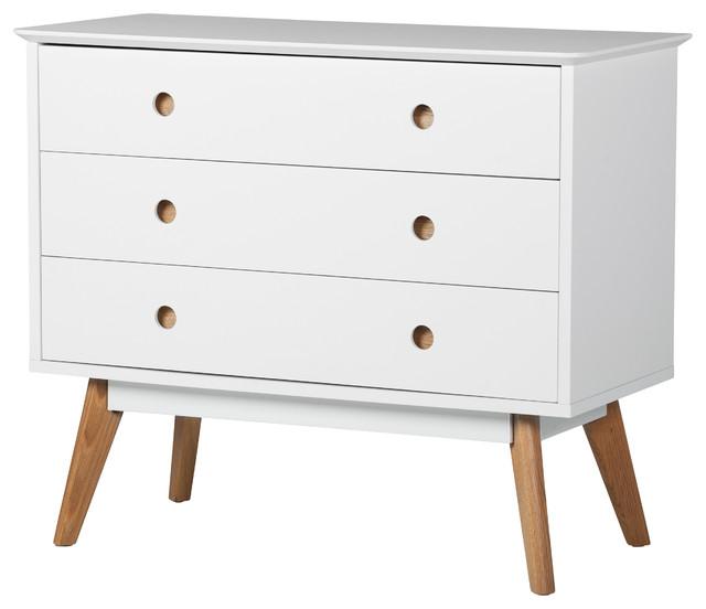 Zoe Three Drawer Dresser.