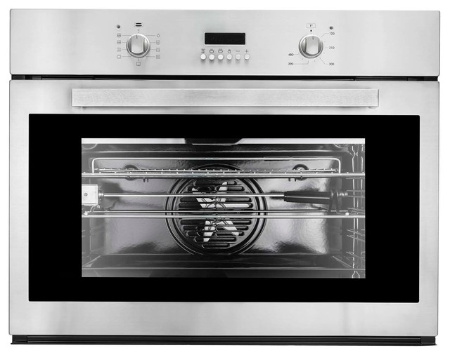 Cosmo 30 Quot Electric Wall Oven Modern Ovens By Cosmo