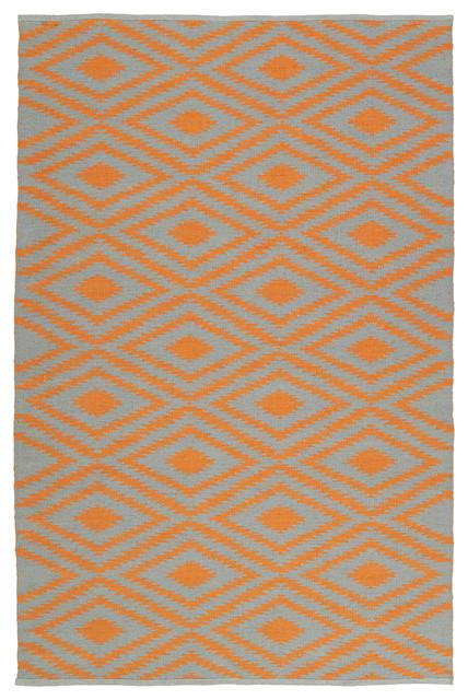 Kaleen Handmade Brisa Collection Rug, 5&x27;x7&x27;6.