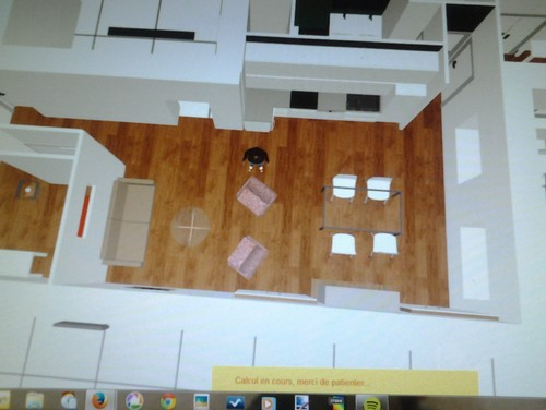 besoin d aide pour organiser entr e s jour cuisine et salle manger. Black Bedroom Furniture Sets. Home Design Ideas