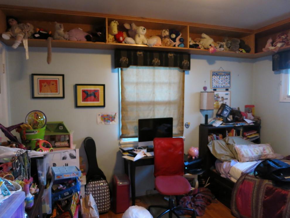 Girls Bedroom-Studio City