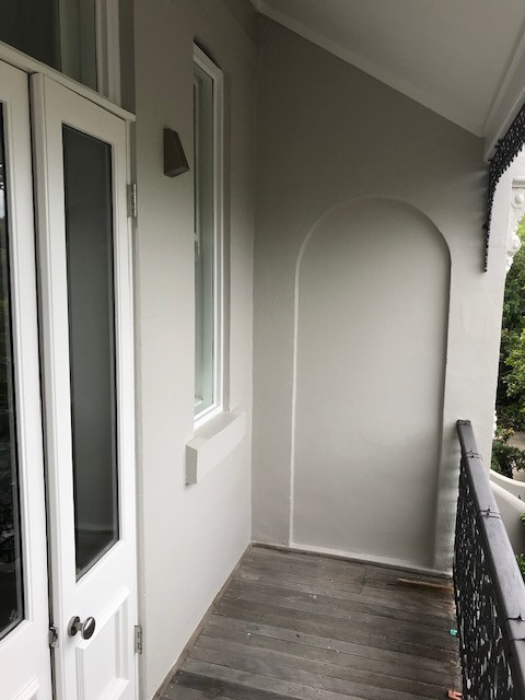 Terrace, exterior. Paddington