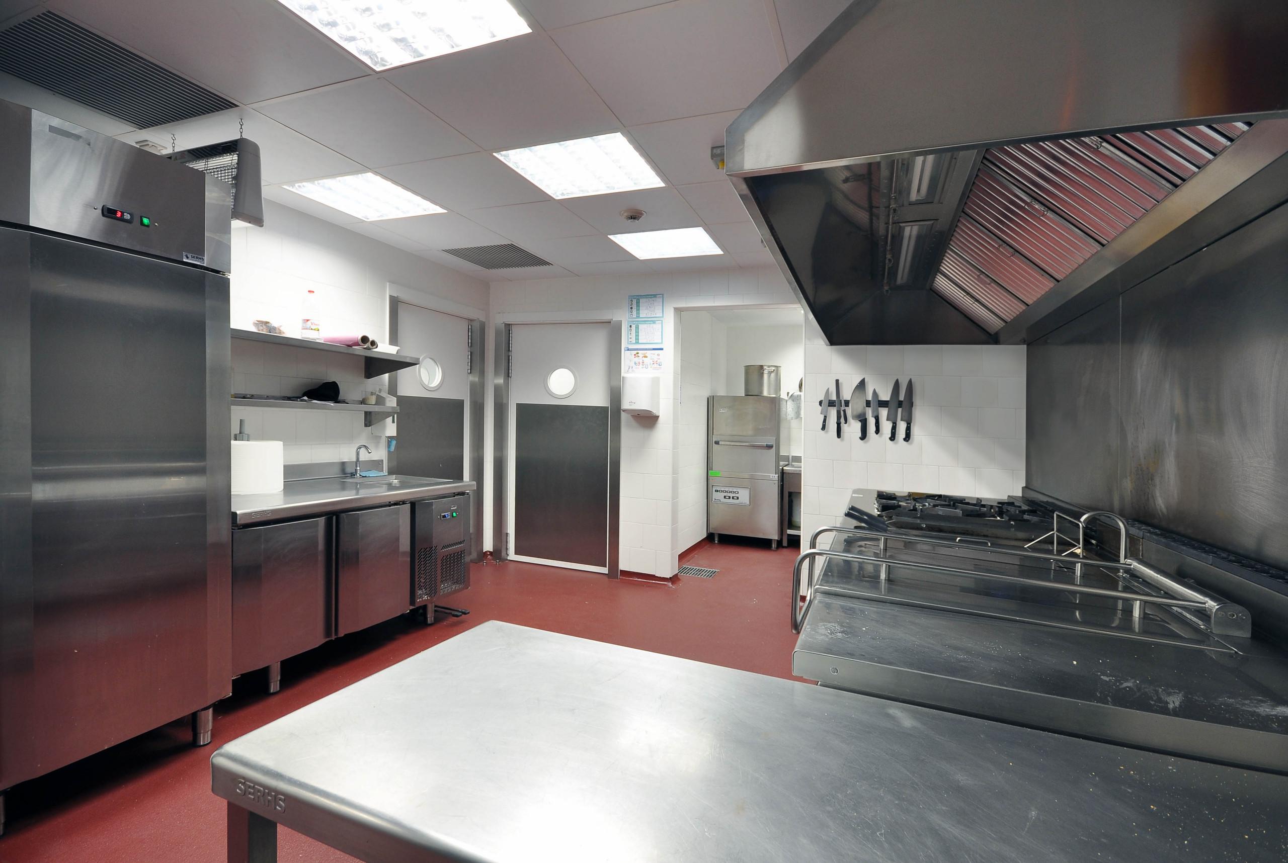 Restaurante self-service en Hospitalet de Llobregat
