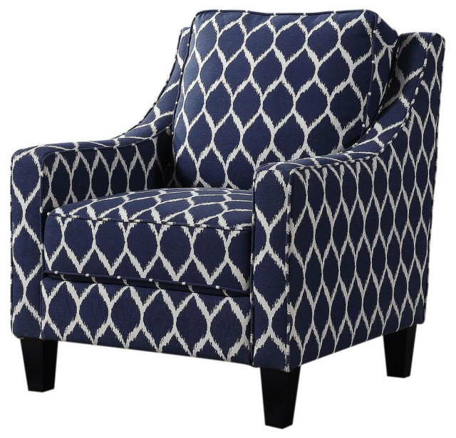 Tori Upholstered Fabric Living Room Arm, Upholstered Living Room Chairs With Arms