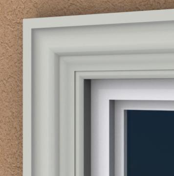 Mx115 Window And Door Trim