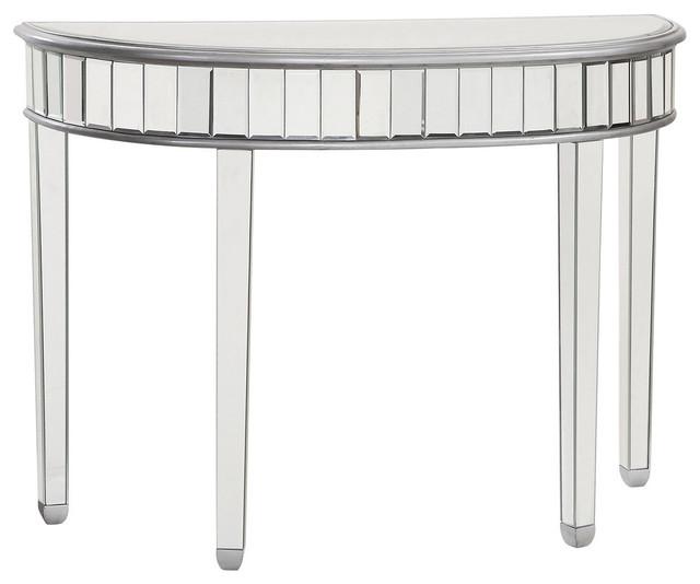 chamberlan half moon table