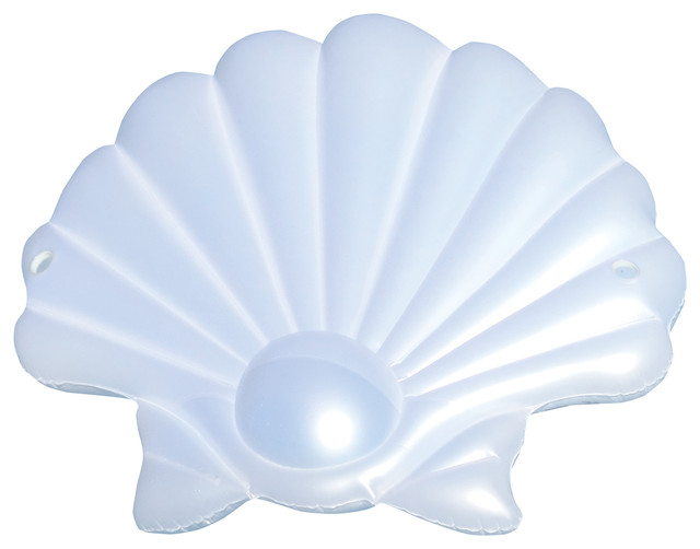 Seashell 83 Inflatable Floating Island.