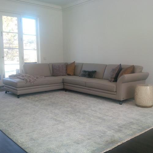 50 shades of gray living room