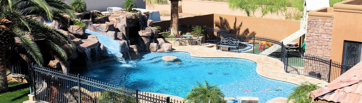 Build Your Own Pool - Mesa, AZ, US 85202