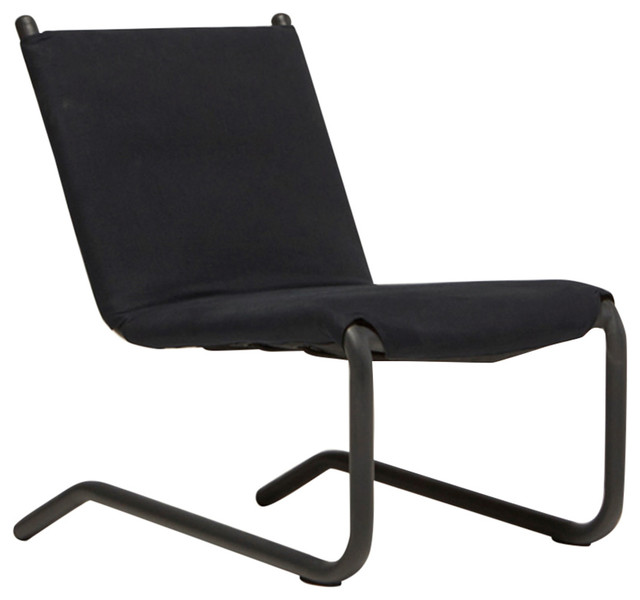 stephen kenn bowline chair black living room chairs by ours