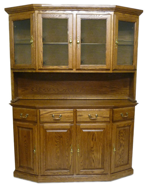 Traditional Buffet And Hutch Traditional Buffets And Sideboards