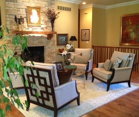Living Room Sets Lexington Ky kim goidel - lexington, ky homes - eclectic - living room - other