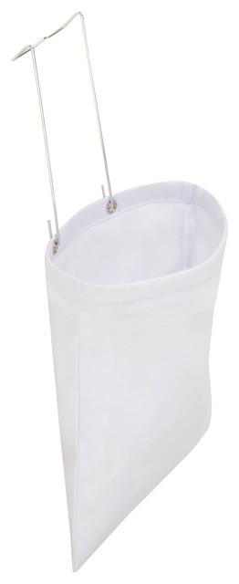 "Honey Can Do 11.8""x11"" Hanging Cotton Clothespin Bag."