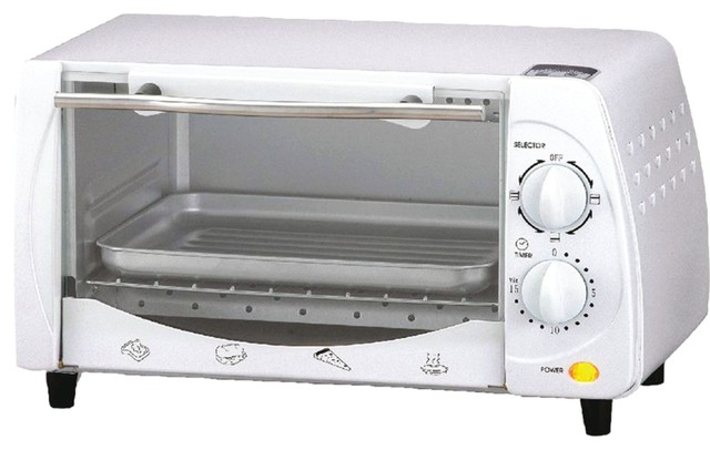 Brentwood 4-Slice Toaster Oven - Transitional - Toaster ...