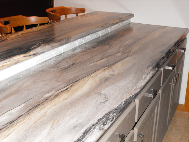 Laminate Countertop Installs Traditional Other By