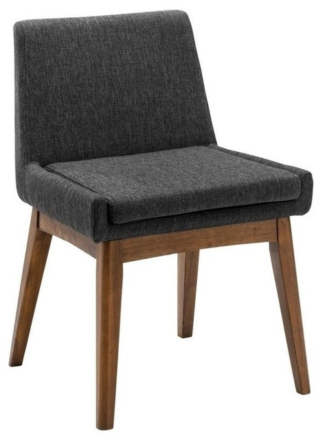 Phenomenal Chanel Dining Chair Liquorice And Cocoa Set Of 2 Caraccident5 Cool Chair Designs And Ideas Caraccident5Info
