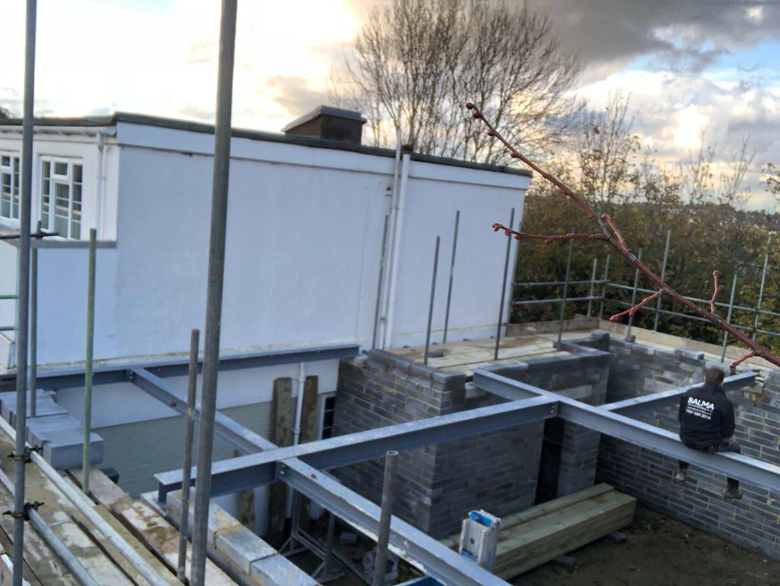 Development of 4 x 2 bedrrom, apartments - Dulwich