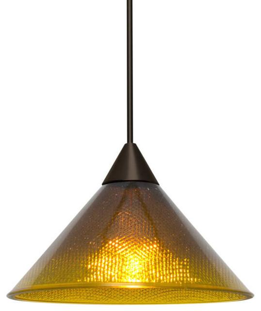Besa Lighting 1XT-JADE-LED Jade Pendant