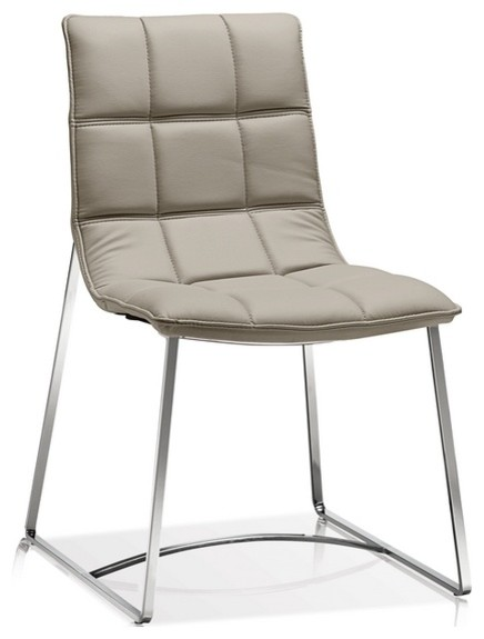 Gray Modern Dining Chair Dining Chairs By ARTEFAC