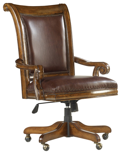 Tynecastle Tilt Swivel Desk Chair.