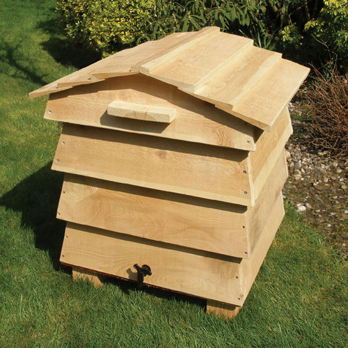 Your DIY Wooden Worm Composting Bins... Show Photos Please! :