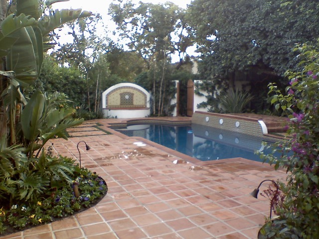 Pools and Water Features