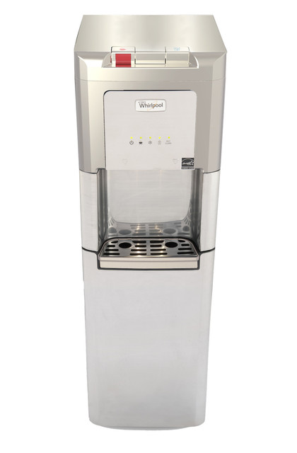 whirlpool bottom loading water cooler maximum stainless steel