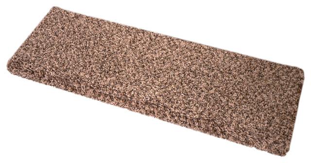 Dean River&x27;s Edge Bullnose Carpet Stair Treads, Set Of 3, 31.