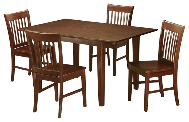 Psno Mah Kitchen Table Set Transitional Dining Sets By The Simple S