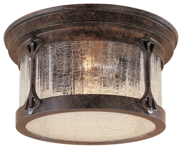 Awesome Rustic Flush mount Ceiling Lighting by EliteFixtures
