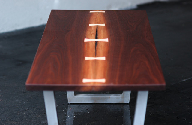 Basic Dovetail Coffee Table Modern