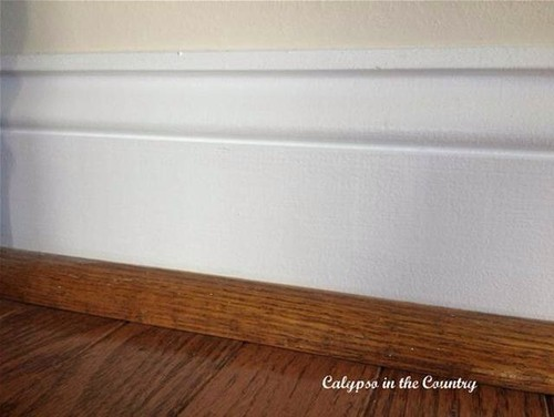 How To Remove Paint From Stained Trim