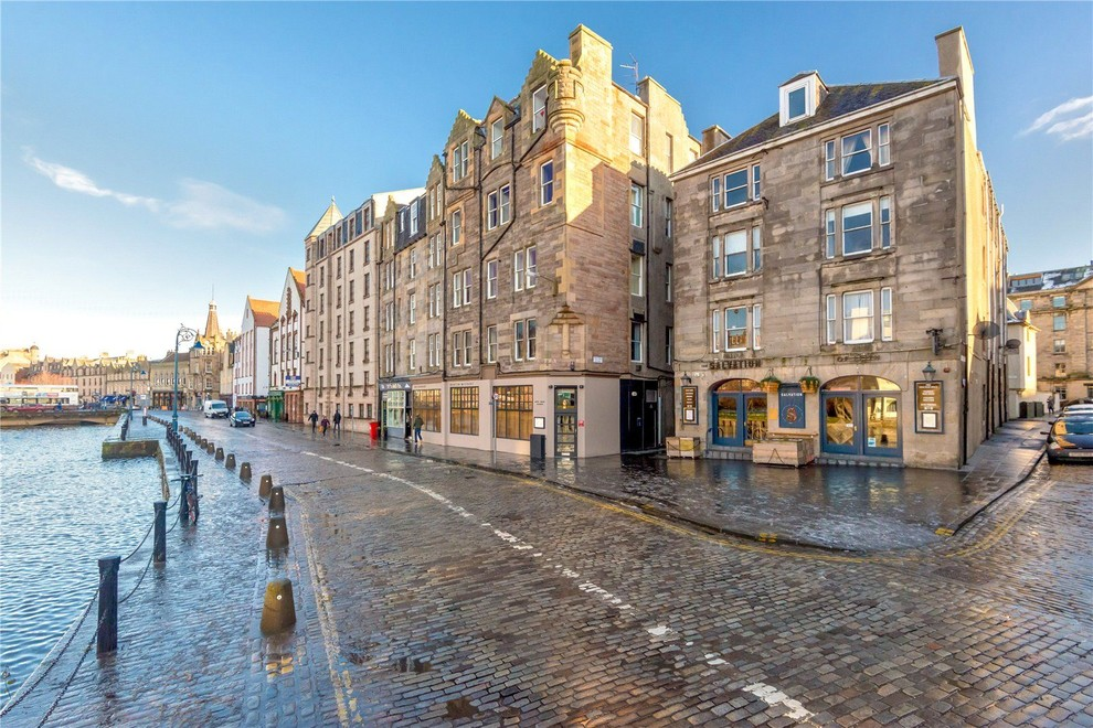 Flat Alterations and Renovation, Leith